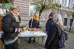 V Železném Brodě proběhly první Vánoční trhy.