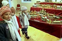 Výstava s názvem Betlémy v proměnách času slavnostně začala vernisáží v neděli 29. listopadu v kostele svaté Anny.