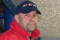 Vzpomínky na největší hokejové podniky, včetně mezinárodních, má trenér jabloneckých Vlků Karel Hornický. Sám se některých zúčastnil jako člen organizačního týmu.