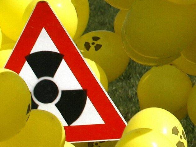 Jaderná elektrárna. Ilustrační snímek.