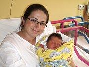 Jaroslav Bubeník se narodil Adéle a Martinovi Bubeníkovým z Rychnova n. N. 17. 9. 2014. Měřil 51 cm, vážil 3550 g.