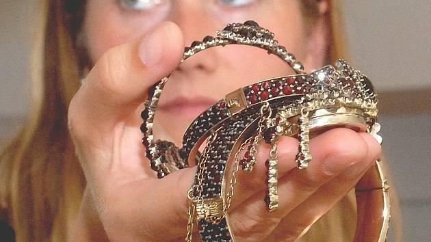 Šperk. Ilustrační snímek.