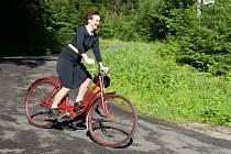 Spanilá jízda Cyklostezka Járy Cimrmana.