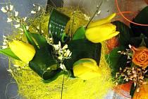 Květiny. Ilustrační snímek.