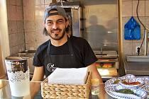 Farouk Safraoui, provozovatel City Kebab