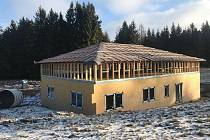 Tak vypadala budova Sulbury školy v Rádle začátkem roku 2020
