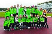 Historický úspěch atletů Libereckého kraje! Sbírali medaile i osobní rekordy, zářili šneci i gepardice.