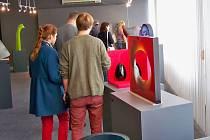 Výstava 70 let tavené skleněné plastiky