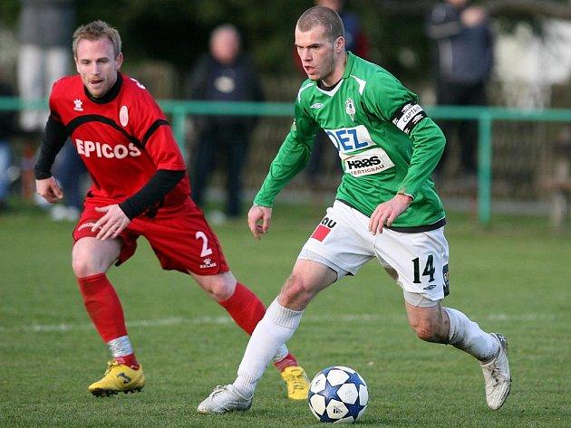 Juniorka Baumitu prohrála na hřišti Hlavice 0:2 a stále se krčí na posledním místě ČFL.