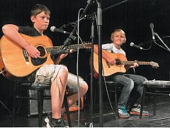 Jablonecká hudební škola Ciskotéka slaví 20. výročí.