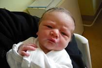Nicolas Otta. Narodil se 19.ledna v jablonecké porodnici mamince Veronice Ottové z Liberce.Vážil 3,71 kg a měřil 50 cm.