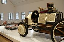 V Muzeu Ferdinanda Porsche