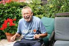Fotbalista Ruda Svoboda vzpomíná