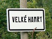 Velké Hamry.