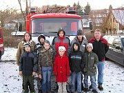 Sbor dobrovolných hasičů Velké Hamry. Mládež.