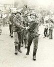 Sbor dobrovolných hasičů Velké Hamry. Historické snímky.