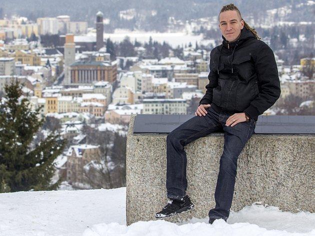Lídr Pirátské strany Ivan Bartoš