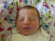 ZUZANA ROUBÍČKOVÁ se narodila v úterý 30. května mamince Markétě Roubíčkové z Žehrova. Měřila 49 cm a vážila 3,20 kg.