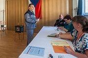 Odsouzení ve Věznici Rýnovice v Jablonci nad Nisou volili 5. října ve volbách do Senátu.