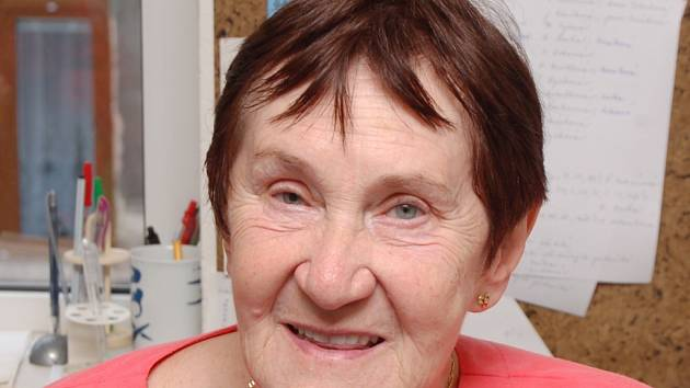 Blanka Včeláková, politická vězeňkyně