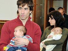 V sobotu se do obřadní síně jablonecké radnice vypravily novopečené maminky se svými potomky v doprovodu rodiny a příbuzných.