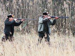 Hon - myslivci v posledních letech loví hlavně divoká prasata