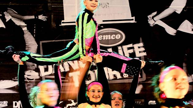 V sobotu 27. března ráno odstartuje v jablonecké Corny hale regionální kolo největší taneční soutěže roku v České republice s názvem Emco Dance Life Tour 2010!