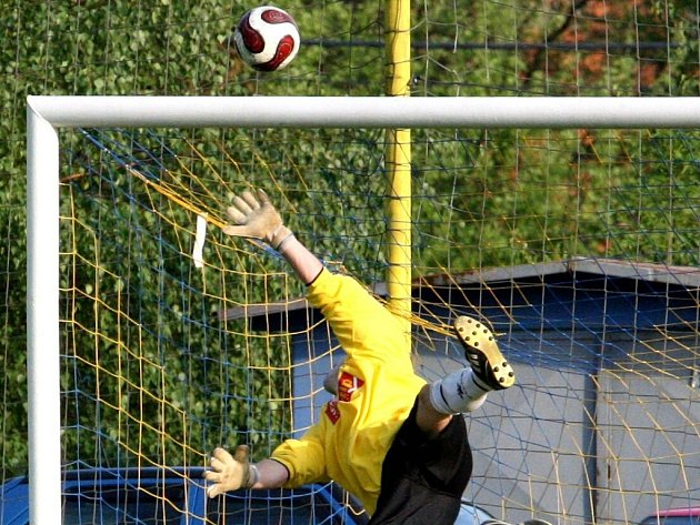 Fotbalové utlání. Ilustrační snímek.