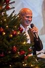 Adventní setkání s Michalem Horáčkem (na snímku) proběhlo 15. prosince v Hotelu Praha v Jablonci nad Nisou.