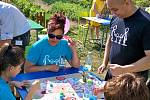 Ve střežené části Věznice Rýnovice proběhl celodenní projekt Mezinárodního vězeňského společenství s názvem Den s dítětem.