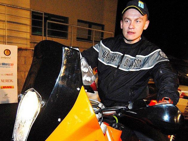 David Pabiška - Dakar 2010.