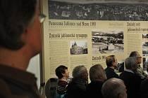 Výstava Zmizelý Jablonec v galerii MY i v centru města.
