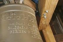 Zvon Svatého Jakuba Většího v Železném Brodě