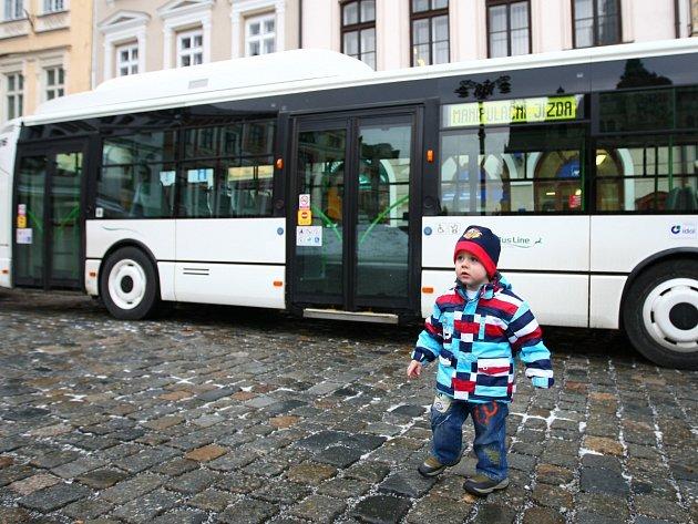 Do Bedřichova začnou od neděle jezdit autobusy MHD Liberec - ilustrační snímek