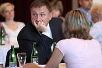 Jablonecký primátor Petr Beitl