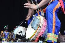 Africký buben djembe. Ilustrační snímek.