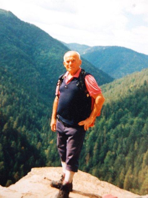 Oslavenec František Hošic
