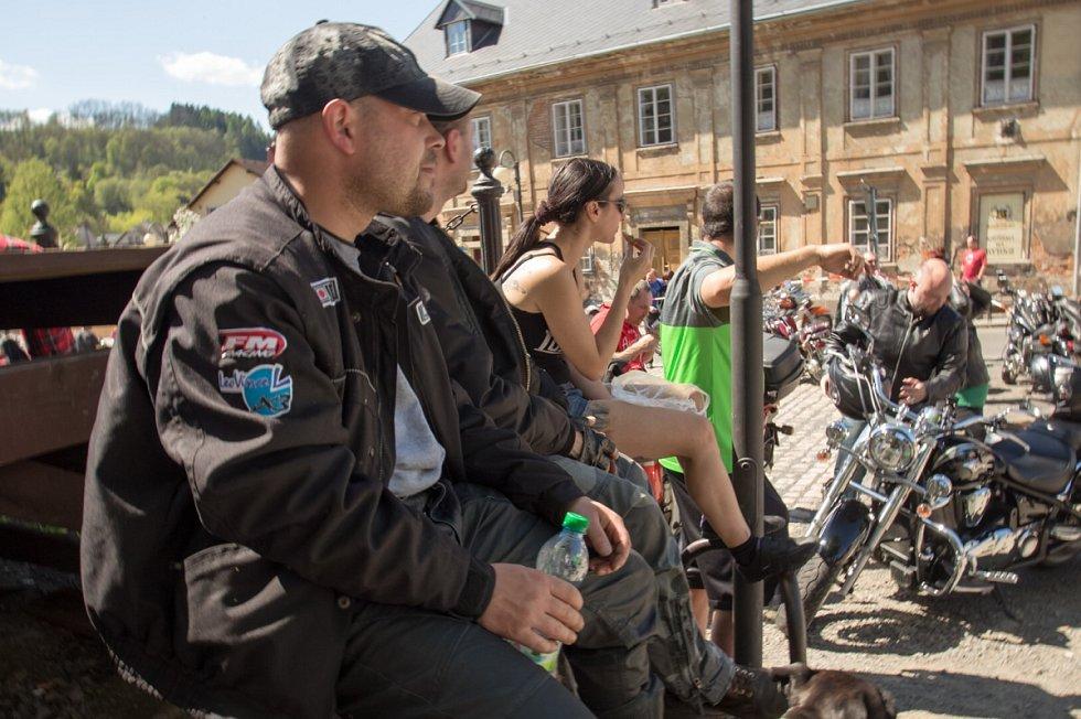 Zahájení motorkářské sezony 2016