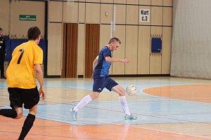 Futsalový zápas GMM - Rapid 12:7