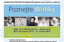 Plakát výstavy Poznejte Willíky