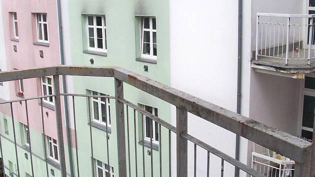 Městské byty v Jablonci. Ilustrační foto.