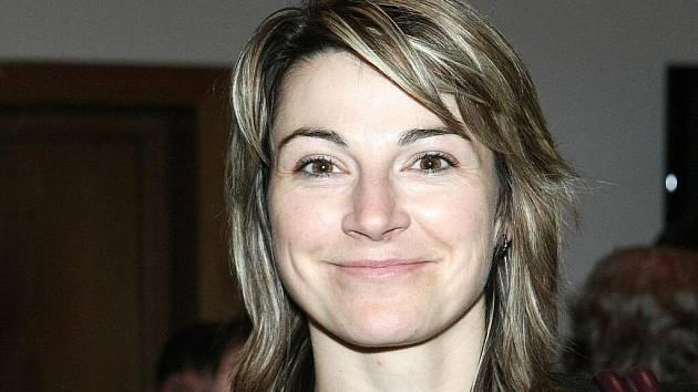 Ivana Weberová, poslankyně parlamentu.
