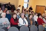 Jiřina Šiklová, známá publicistka a socioložka, přijela na setkání s dobrovolníky Jablonecka.