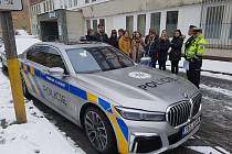 Studenti z Jablonecka se seznámili s prací policistů.