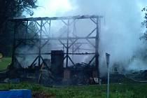 Požár na Bratříkově