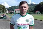 Velké Hamry hrají letos divizní soutěž. A do ní nastoupily s posíleným týmem. Patří do něj také Tomas Radzinevičius.