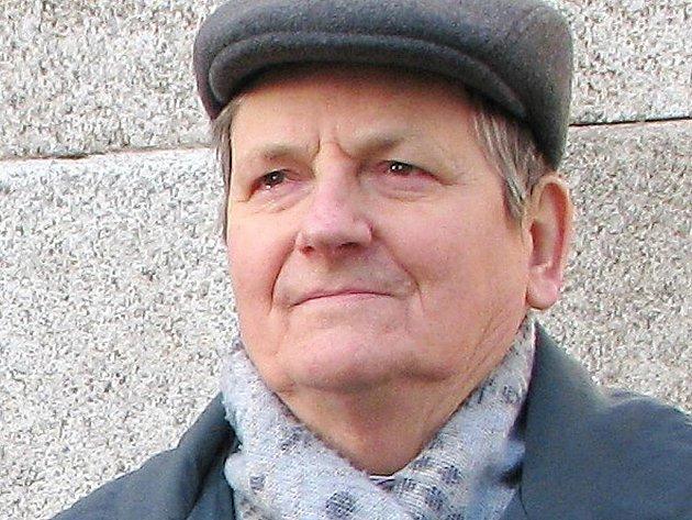 Praktický sociolog a aktivní senior  Zdeněk Joukl z Desné