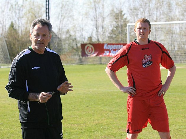 Fotbalisté Nového Oldřichova si v projektu Kopeme za fotbal zatrénovali pod vedením trenérů Baumitu Jablonec.