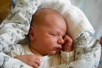 Josef Rozporka. Narodil se 21.listopadu v jablonecké porodnici mamince Tereze Musilové z Liberce.Vážil 3,71 kg a měřil 51 cm.