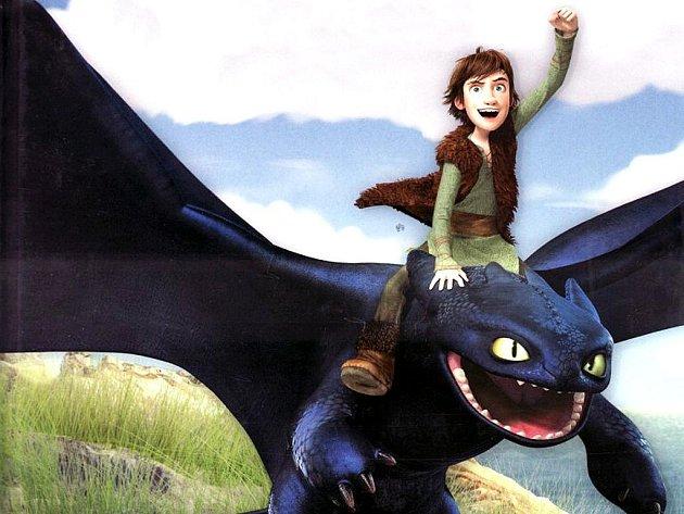 Film Jak vycvičit draka.